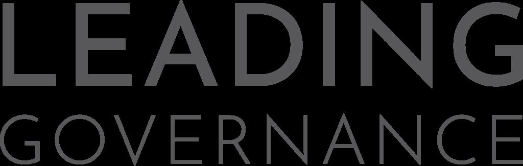 Leading Governance logo