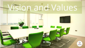 Vision and values header image