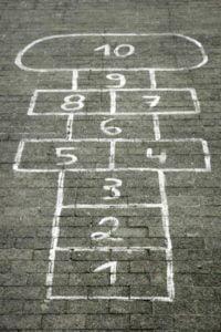 Hopscotch grid image